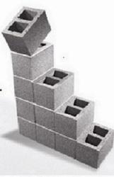 Вентиляційна система. Керамзитобетонні вентиляційні блоки.